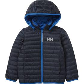 Helly Hansen Storm Reversible Insulator Jacket Kids, navy